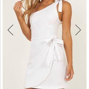 Showpo one shoulder dress